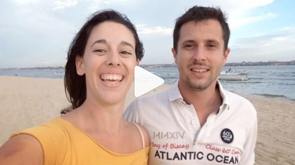 Bonne année 2017 - Anne-Laure et Gregoire sur les routes d'Afrique australe
