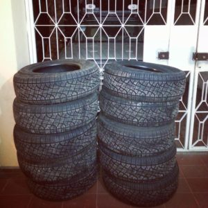 Préparation pour votre road trip : les pneus