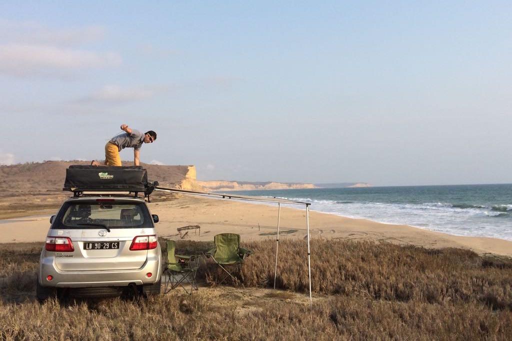 Road trip 4×4 en Afrique – Un peu de confort !