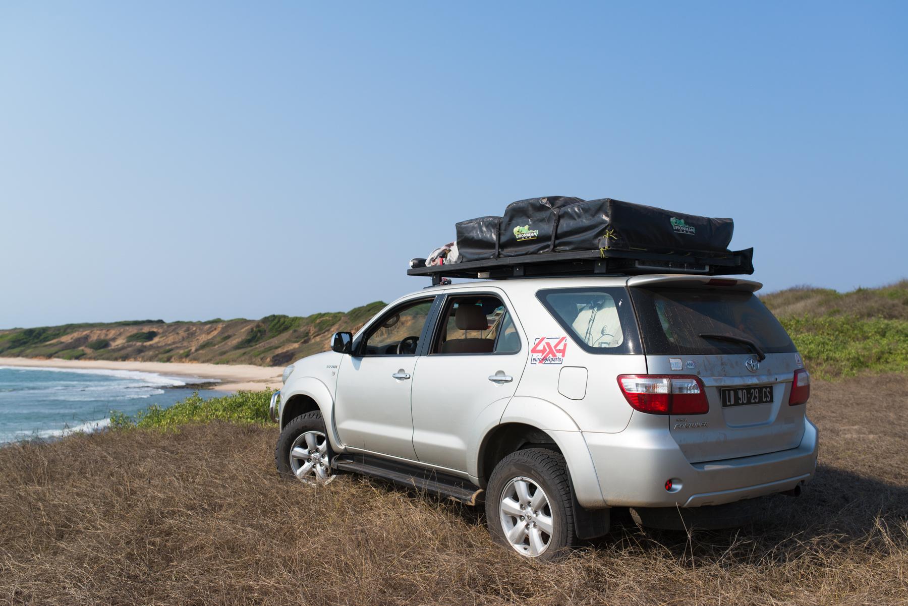 Éléments essentiels pour la préparation de votre road trip en 4×4 en Afrique