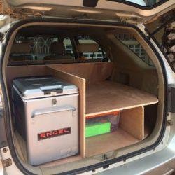Réfrigérateur 4X4