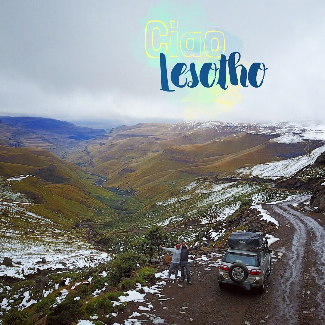 Ciao Lesotho